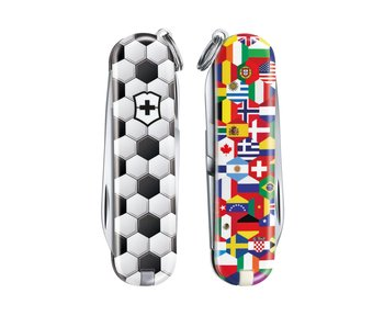 VICTORINOX Classic Limited Edition 2020 - World of Soccer