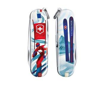 VICTORINOX Classic Limited Edition 2020 - Ski Race