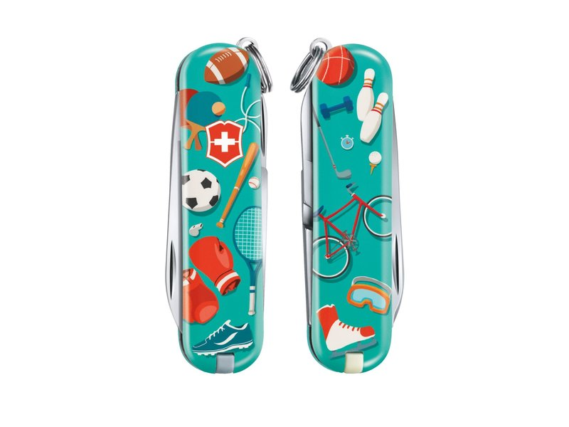 VICTORINOX Classic Limited Edition 2020 - Sports World