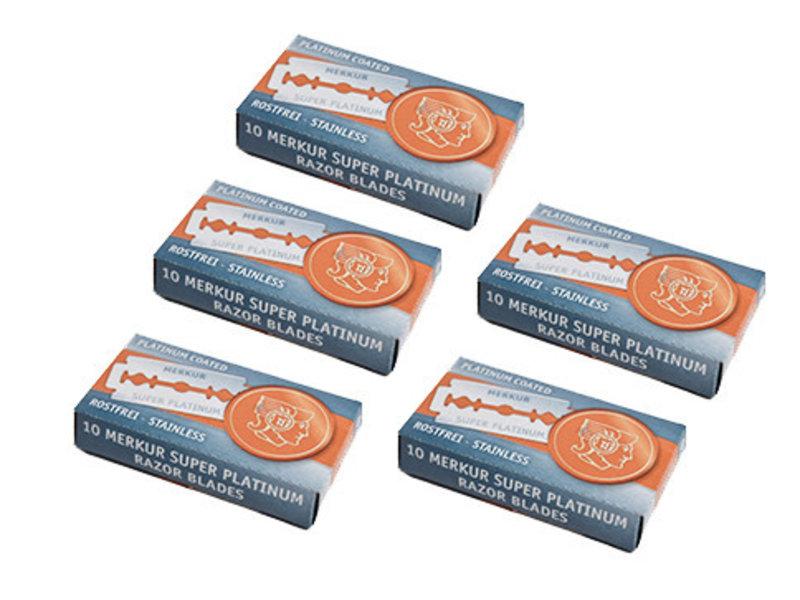 Merkur 5 safety razor doosjes
