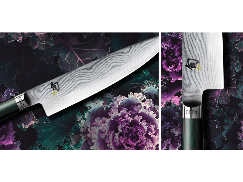 Kai Shun Classic koksmes 23,5 cm - Limited Edition & 40ste verjaardageditie