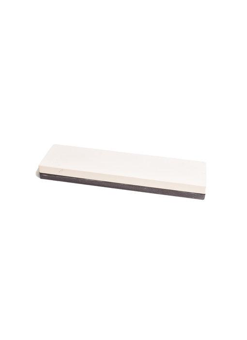 Ardennes witte korundum steen / BBW combinatiesteen 20 x 5 cm