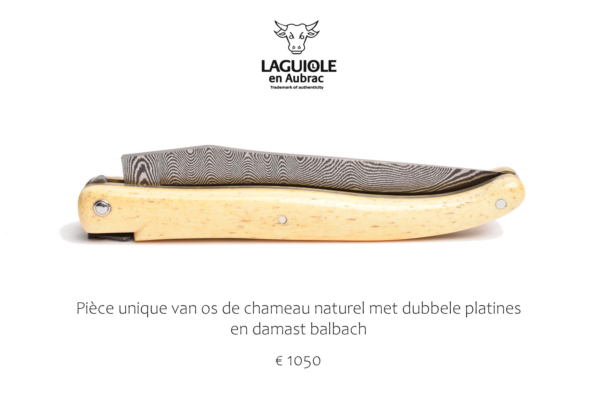 Laguiole 14-daagse - Pièce unique 9// 2020