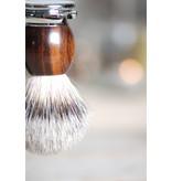 Muhle SOPHIST scheerset in ironwood Fusion-ProGlide
