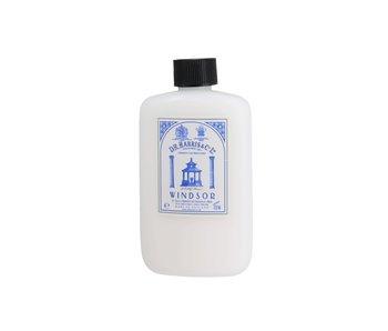 D.R.Harris Windsor aftershave milk - plastic verpakking