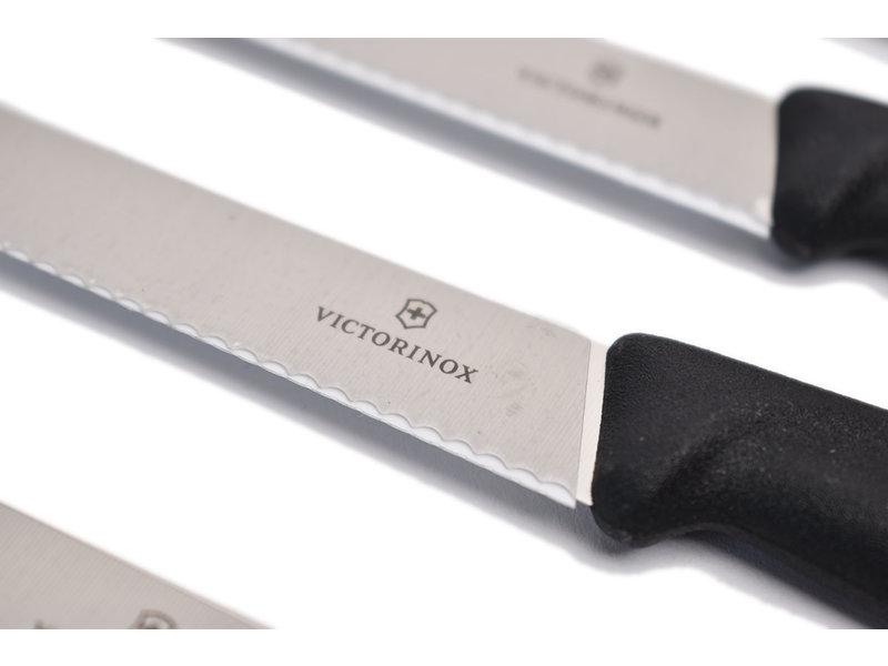 VICTORINOX 6 kartelmesjes (zwart)