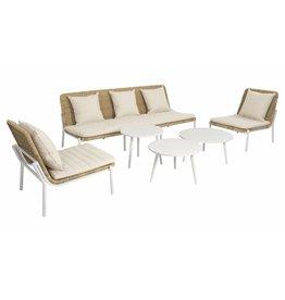 Amigo 6-delige loungeset
