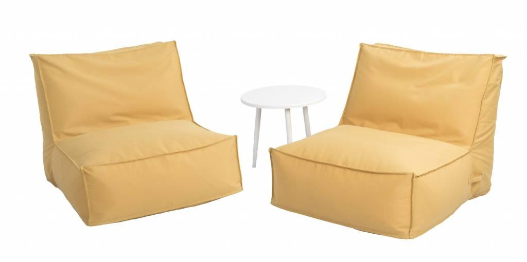 Beanable loungestoel spun acrylic
