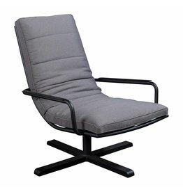 Papagayo loungestoel met armleuning