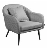 Amante loungestoel-upholstery