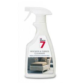 Wicker & fibres cleaner