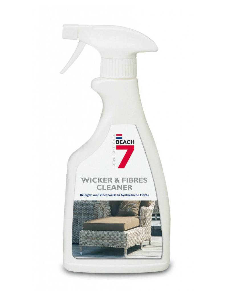 Wicker en Fiber cleaner flacon 0.5 liter