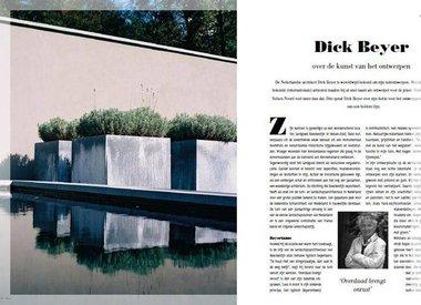 Dick Beijer Tuinontwerp en Persberichten