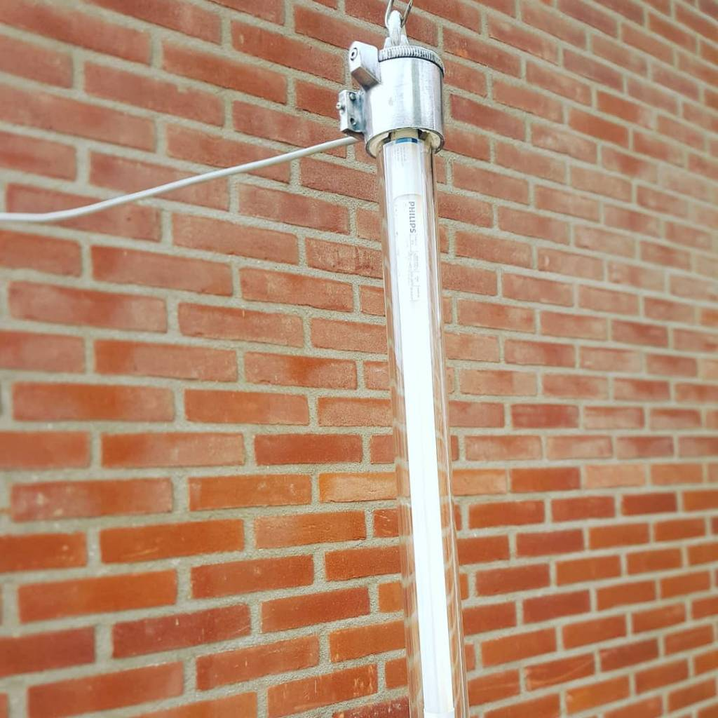 Industriele hanglamp Led tl