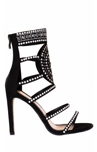POWER HEELS BLACK