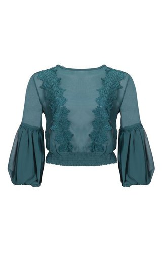 ROYAL BLOUSE