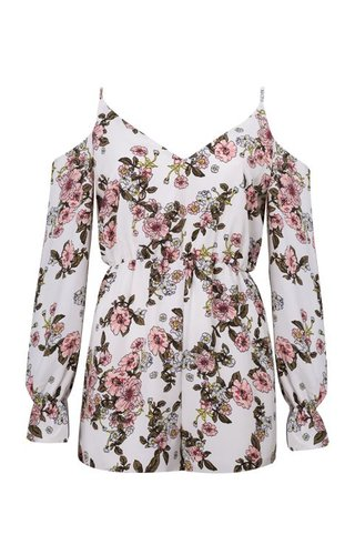 FLORA PLAYSUIT