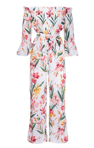 FLORAL TWO PIECE