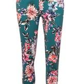 Green Flower Pantalon
