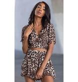Pretty In Leopard Top