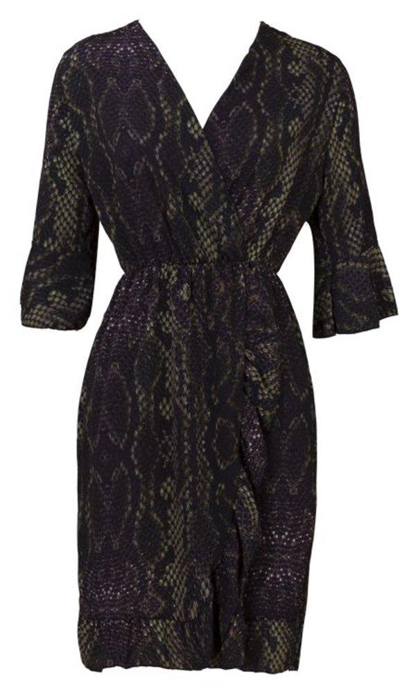 Demi snake dress