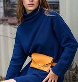 Plain belt bag yellow