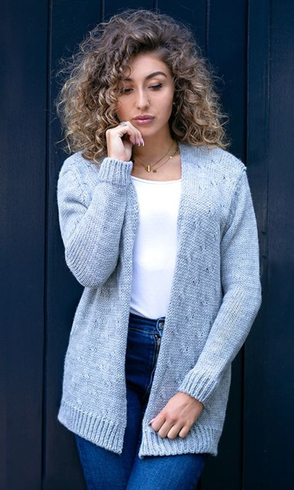 ROSE KNITTED CARDIGAN
