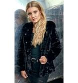 Amy faux fur coat