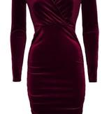 Velvet Dress Wine