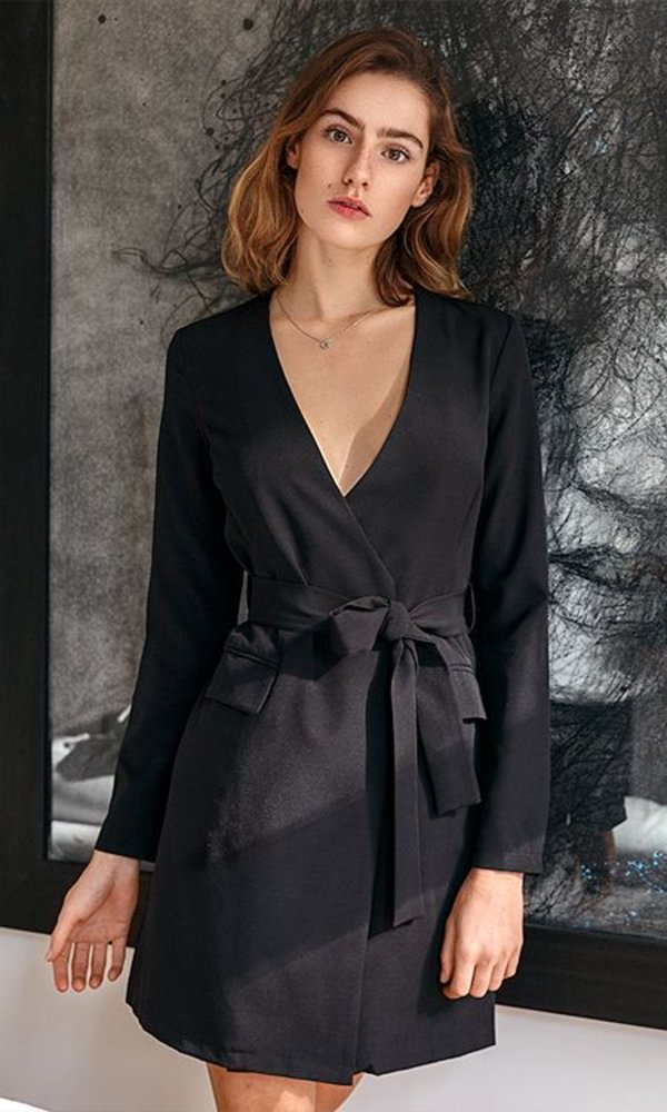 Julia Blazer dress