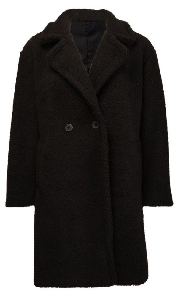 Sophia teddy coat