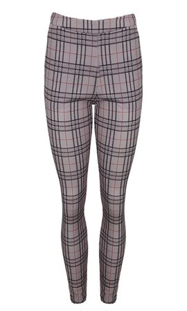FENNA CHECKERED PANTS
