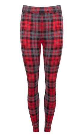 ROSIE CHECKERED LEGGING