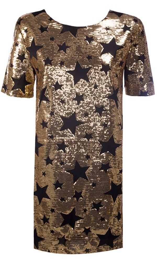 AMELIA STARS DRESS