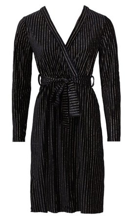 LARA STRIPES DRESS