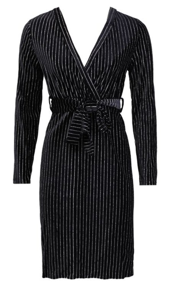 LARA STRIPES DRESS