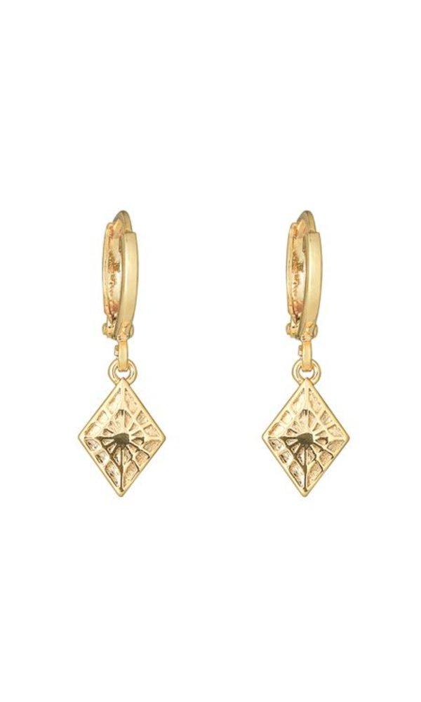 LOVELY DIAMOND EARRINGS