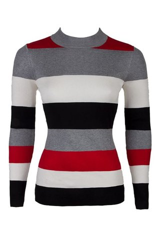 SWEATER STRIPED