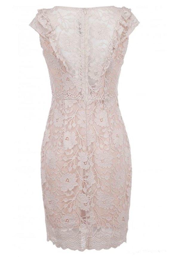 EVA LACE DRESS