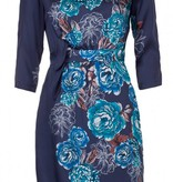 STEPHANIE FLOWER DRESS