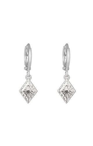 LOVELY DIAMOND EARRINGS