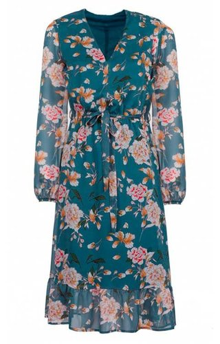LINN FLOWER DRESS