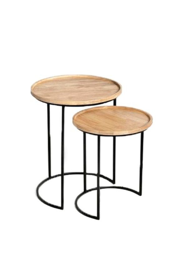 EVA SIDE TABLES