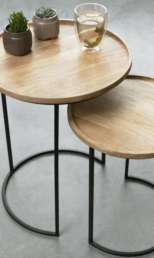 EVA SIDE TABLES