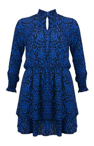 MAY LEOPARD DRESS