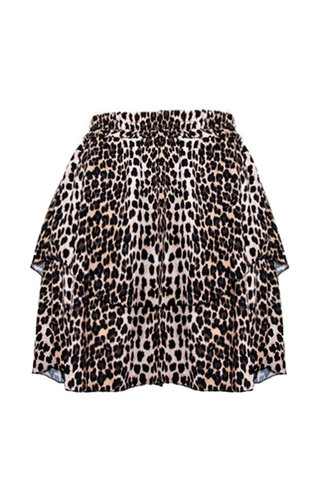 KYLIE LAYERED LEO SKIRT
