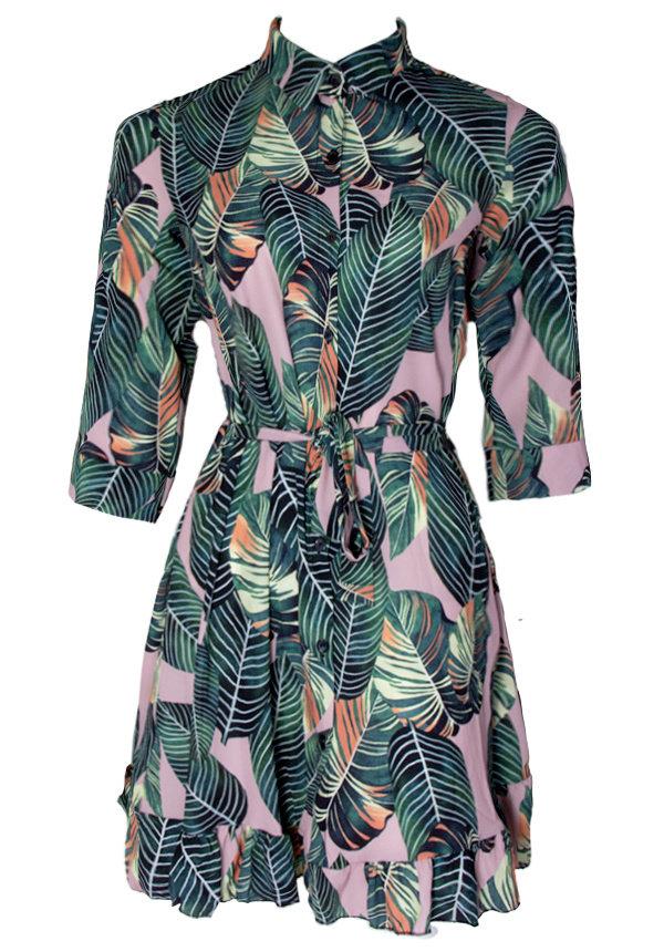 AMBER HAWAI DRESS