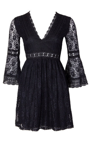 ARYA LACE DRESS