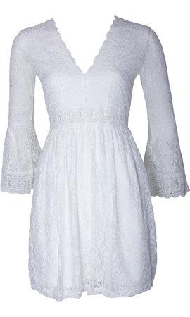 ARYA LACE DRESS