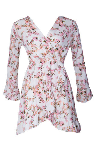 FEMKE FLOWER DRESS